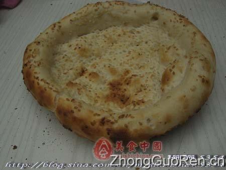新疆主食 馕饼