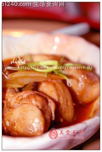 重庆食谱菜--干烧泡椒兔-热菜江湖-菜谱-家一菜谱半宝宝岁发烧图片