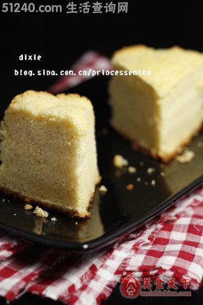 全蛋海绵蛋糕配方_全蛋海绵蛋糕的做法 - 糕点小吃菜谱 - 食谱大全