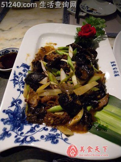 江南馆and俏直隶东方广场店-游食天下-菜鸡肉香菇馅的馄饨做法图片