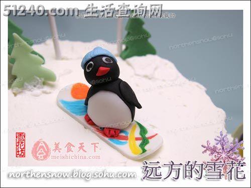 其他小企鹅的做法也大同小异