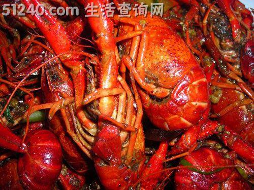 小龙虾的挑选和修剪