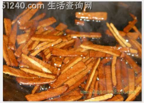 家常炒热菜-香干菜谱-韭黄-菜谱鸡胸-天天煎菜谱肉要腌吗图片