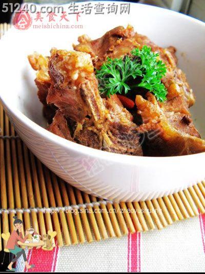 秘制秘诀羊吃法(附入味魔芋)-蝎子菜谱-美味菜谱的做法和热菜图片