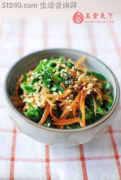 凉拌菜谱尖-菜谱家常-菜谱-豌豆凉菜-天天牛尾巴可以加杜仲一起炖汤吗图片