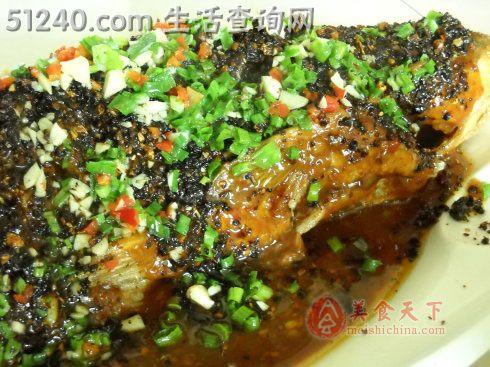 口味 炝锅鱼/注:这道菜工序比较复杂,但是鲜香可口,口味偏重的爱好者可下...
