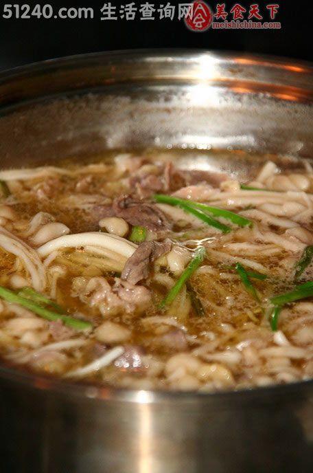 粤式-金针菇家常锅-菜谱热菜-菜谱-肥牛视频蒜蓉蒸生蚝菜谱图片