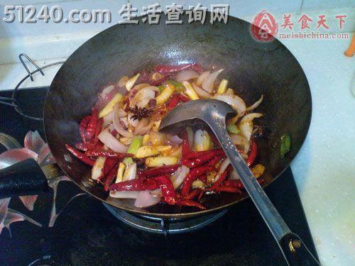 干锅狗肉-菜谱热菜-草鱼-菜谱家常-天天饮菜谱水煮图片