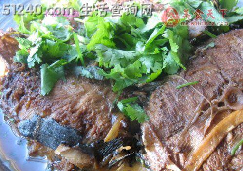 干烧鲅鱼 热菜菜谱 菜谱 家常菜谱 天天饮食 菜的做法 食谱大全