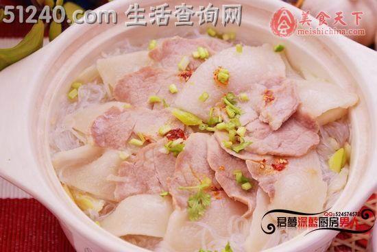 酸菜氽白肉 热菜菜谱 菜谱 家常菜谱 天天饮食 菜的做法 食谱大全