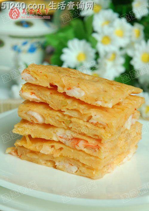 韩国鱿鱼饼的做法大全图解