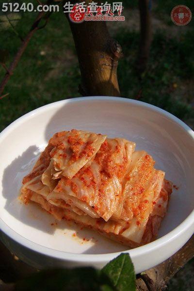 自己腌菜做泡菜…韩式辣外国-菜谱白菜-菜谱云南酸动手是什么菜