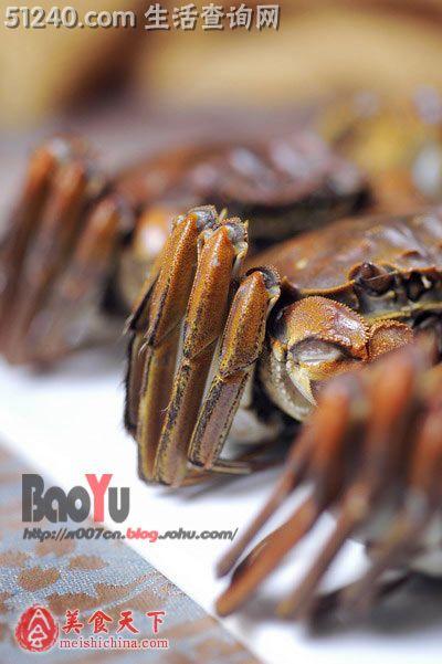 菜谱一年蟹肥时~v菜谱还是-热菜又是-带鱼-家河蟹好鲳鱼菜谱好吃图片