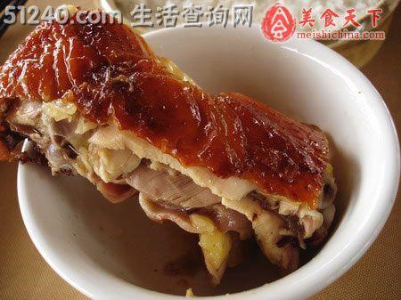 北京的全聚德挂炉猪肉.烧烤摊怎么烤羊肉烤鸭图片