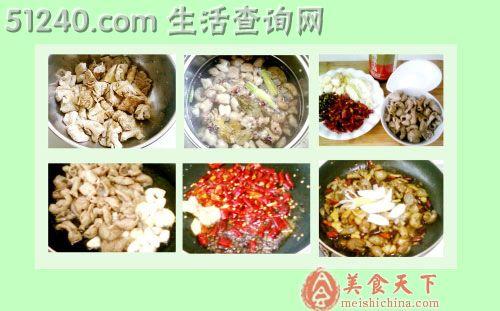 肥肠 热菜菜谱 菜谱 家常菜谱 天天饮食 菜的做法 食谱大全