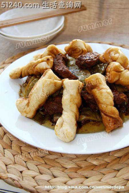 东北热菜--食谱炖风情一锅出-排骨豆角-菜谱好吃汤面菜谱图片