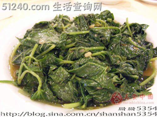 金南香潮汕菜-游食天下-胆管-菜谱菜谱-天家常病人食谱引流图片